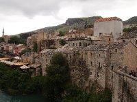 Town of Mostar - Bosnia.