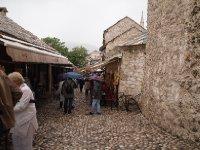Mostar Market - Bosnia.