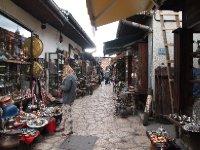 Marketplace in Sarajevo - Bosnia.