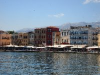 Chania - basking in the sun.