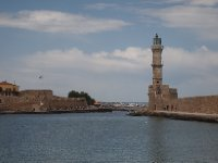 Chania's Lighthouse.