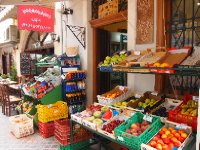 Our little Supermarket - Chania.