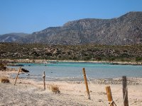 The beach at Elifonisi - south western Crete.