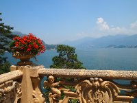 Lake Como - photo taken from the Villa Balbianello.
