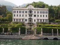 Villa Carlotto - Lake Como. Photo taken as we sailed past in a ferry.