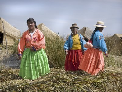 Ladies of Uros