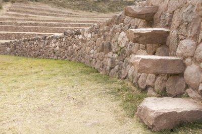 Moray steps