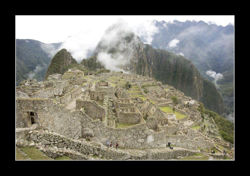 Macchu Picchu _ wing of Condor B