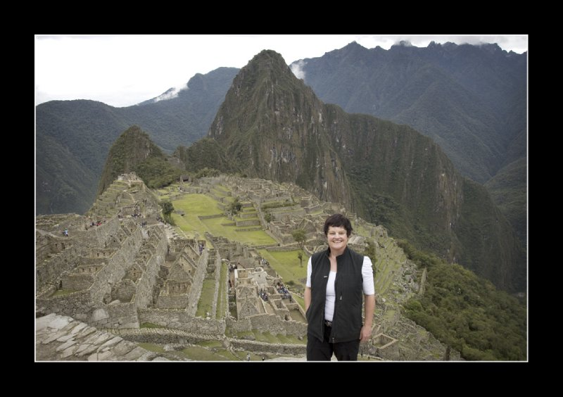 Me at Macchu Picchu
