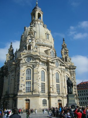 DSCF3988 - Die Frauenkirche Dresden