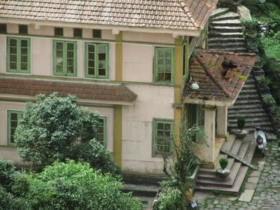 French villa, Sapa