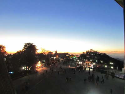 Shimla at nights
