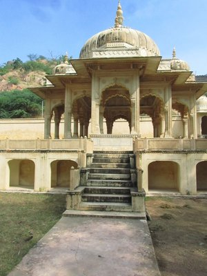 Maharaja Tombs, Jaipur