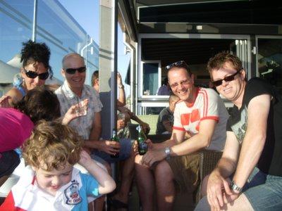 The fitzgeralds and David the Irishman
