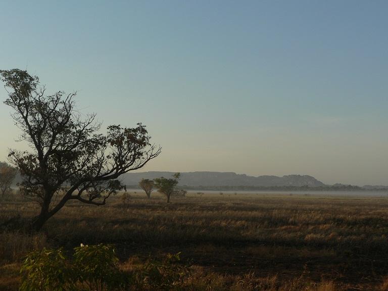 West Arnhem Land at sunrise
