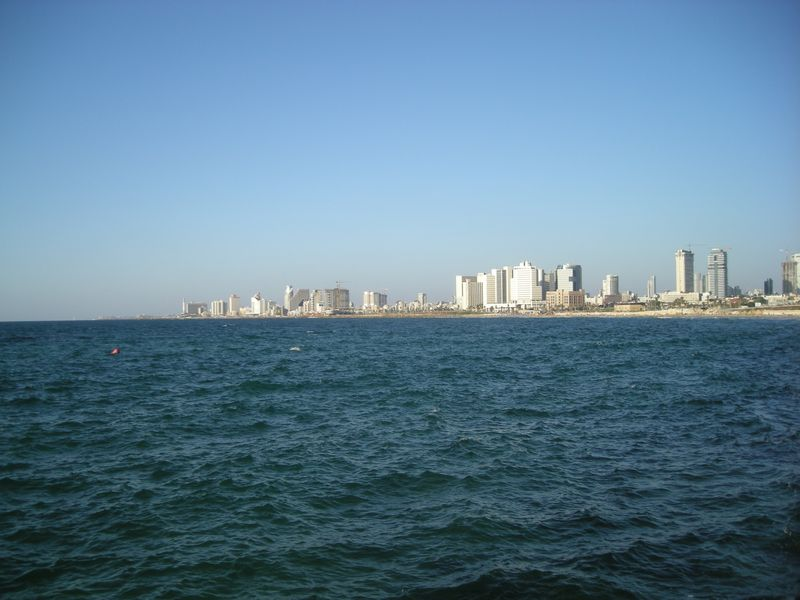 Skyline Tel Aviv