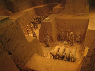 Terracotta Army pit 3