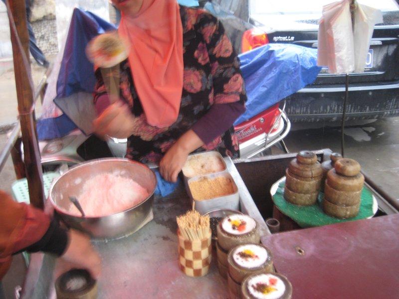 Xi'an Street snacks 1