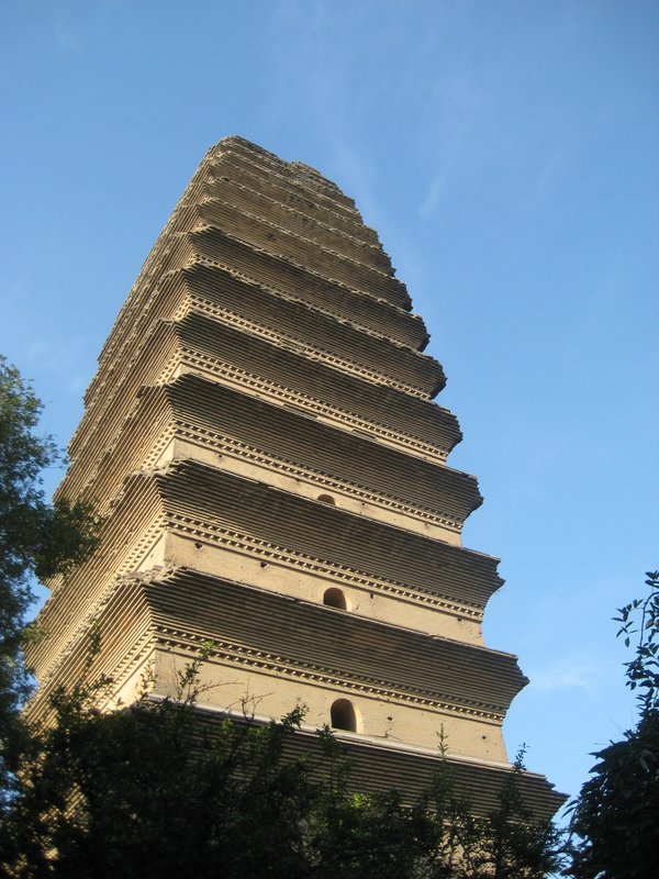 Little Goose Pagoda