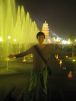 Me and the Fountains