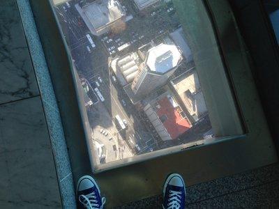 through skytower floor