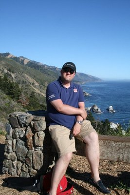 Paul with PCH view