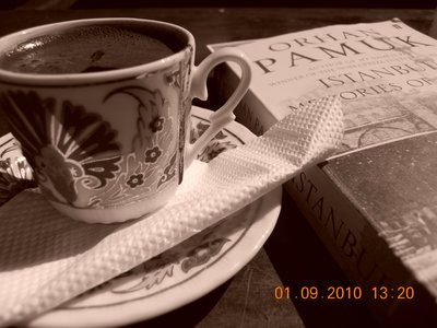 Coffee  with Orhan