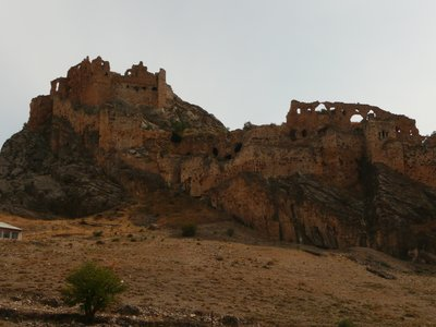Some ruined castle