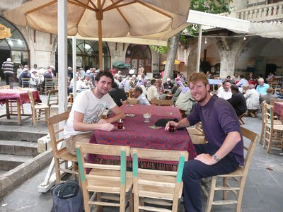 Drinking cay in Sanliurfa