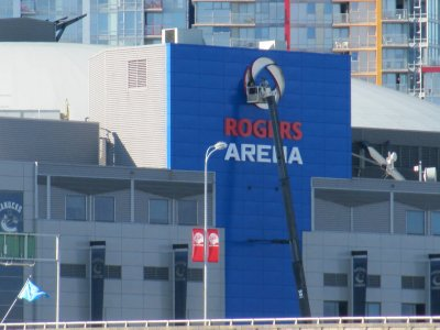 Rogers Vancouver Kanucks Arena