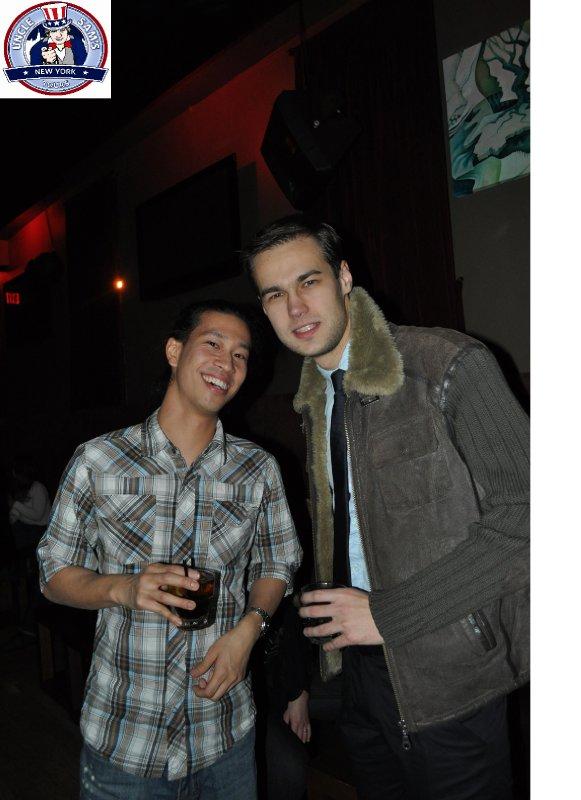 Uncle Sam's New York Chelsea Night Club Tour. Dec 3, 2010