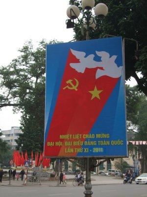 Propaganda posters, Hoan Kiem