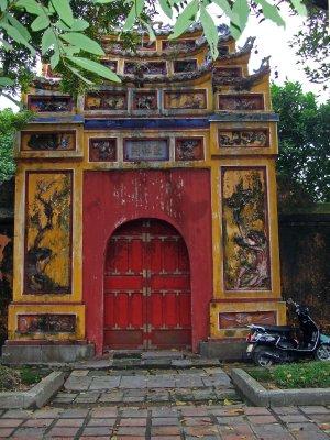 Doorway, Citadel, Hue