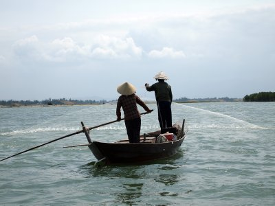 Fishing in Hoi An 6