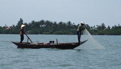 Fishing in Hoi An 7
