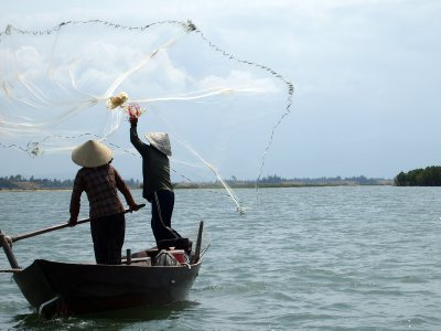 Fishing in Hoi An 4