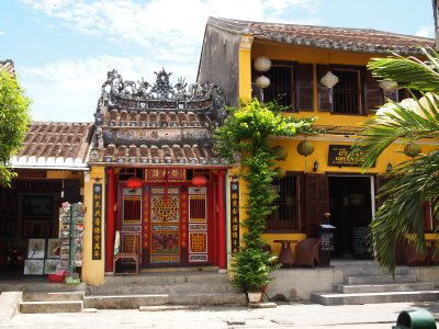 Colourful Hoi An
