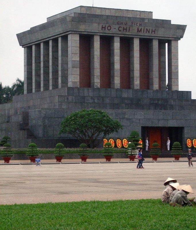 HCM Mausoleum, December