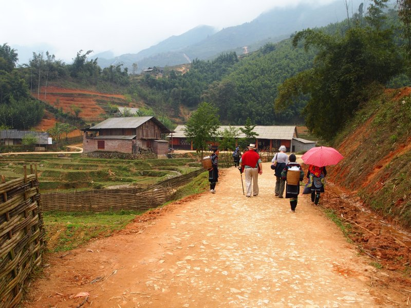 Sapa valley village