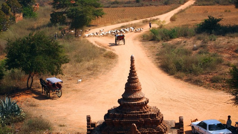 Myanmar: Bagan