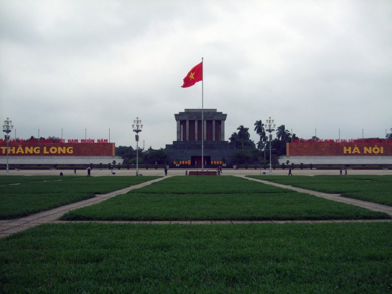 HCM Mausoleum 2, December