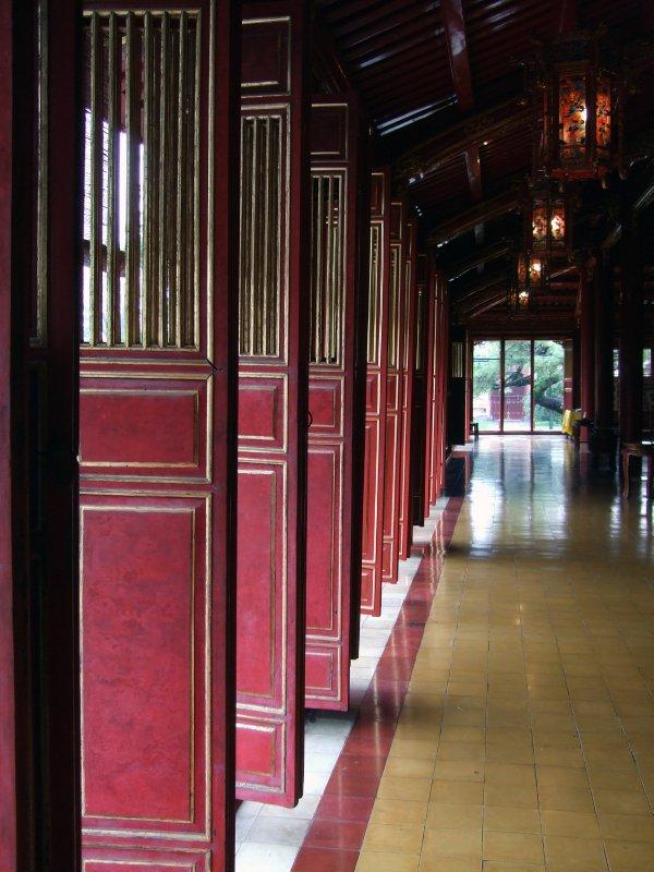 The Mieu, Citadel, Hue