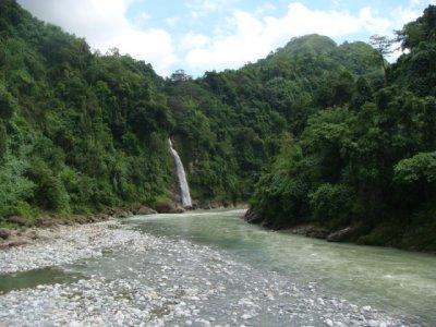 Amburayan river