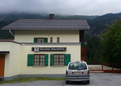 F1-Catering legend Karl-Heinz Zimmermann's Gasthof Alpenblick in Lech