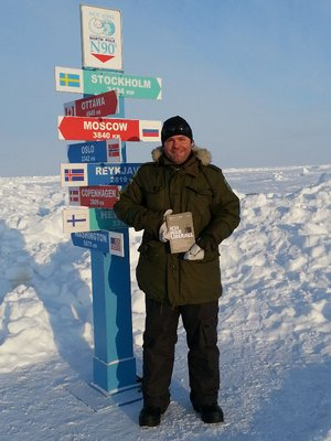 a report on my life in the north pole The arctic is the area above 66 degrees north read below for the latest news and research from and on the arctic, its ice and the life the north pole.