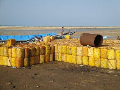 Somali fishermen