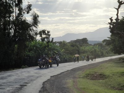 Road Impressions near Arba Minch