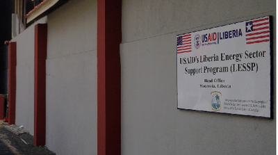 Oil prospects: one of the reasons for Liberia's brighter future (and a US$ 100 mio new American embassy in town).