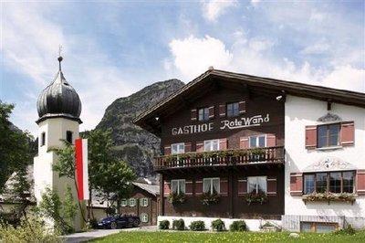 Former F1-Caterer Joschi Walch's Hotel Rote Wand in Zug am Arlberg
