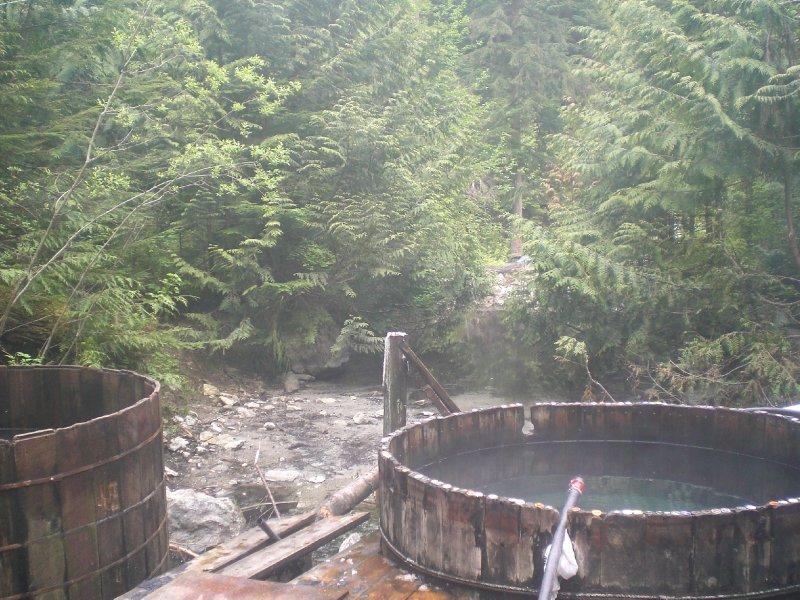 Clear Creek Hot Springs
